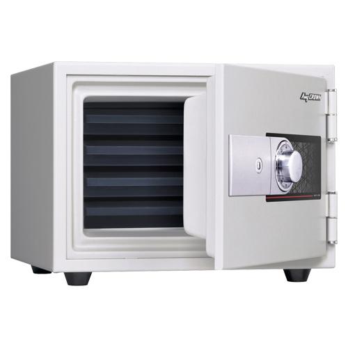 ゆとり収納耐火金庫 スーパーダイヤル式 KU-20SD ホワイト 【厨房館】