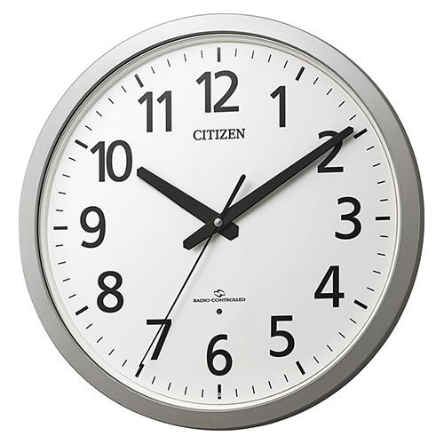シチズン 掛時計 電波時計 4MY855-019 【厨房館】
