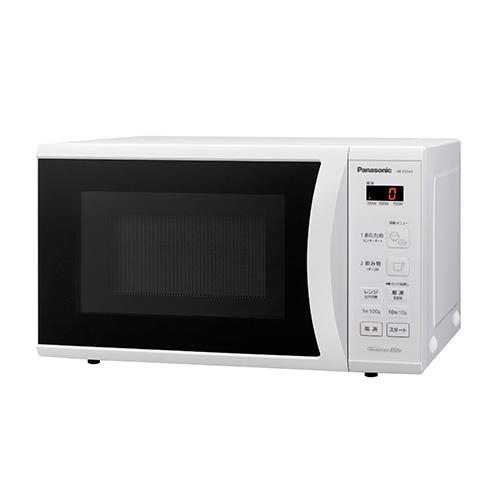 パナソニック 電子レンジ NE-E22A3-W ホワイト 【厨房館】