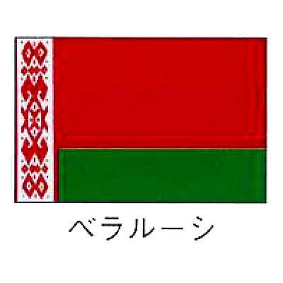 【 業務用 】旗 世界の国旗 ベラルーシ 70×105