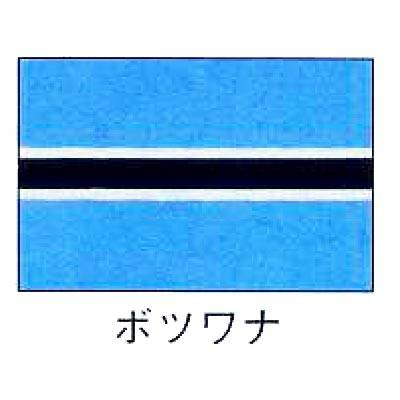 【 業務用 】旗 世界の国旗 ボツワナ 140×210