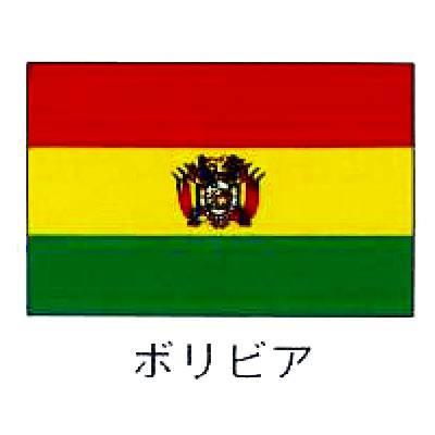 【 業務用 】旗 世界の国旗 ボリビア 70×105