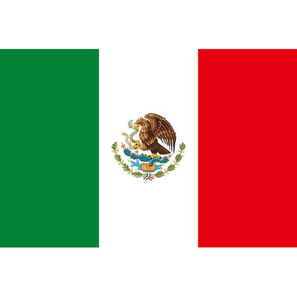 国旗 EXメキシコ 【 キャンセル/返品不可 】 【厨房館】