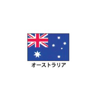 旗(世界の国旗) エクスラン国旗 オーストラリア 取り寄せ商品