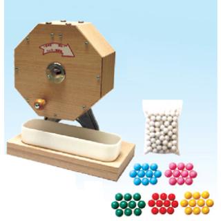 木製抽選器300球用 直送品 別発送品