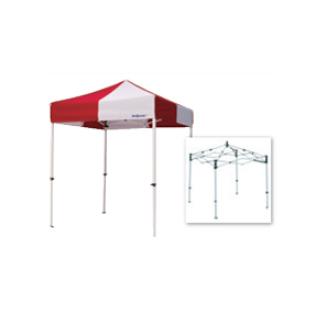 テント総アルミ(合金企画6061タイプ)アルマイト加工 A1 直送品 別発送品