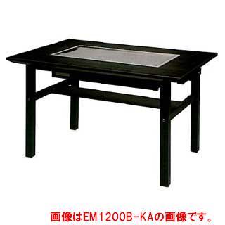 【 業務用 】業務用電気式お好み焼きテーブル 6人掛け 洋卓 【 メーカー直送/代引不可 】