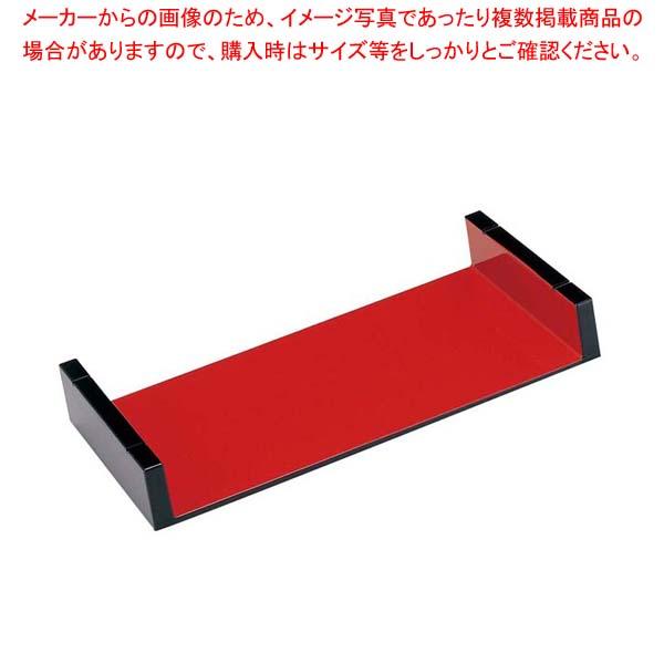 【まとめ買い10個セット品】 【 業務用 】朱 ヌキ板 大 1-515-6