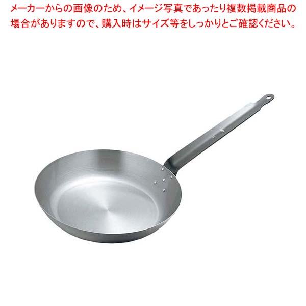 【まとめ買い10個セット品】 【 業務用 】EBM 鉄フライパン30cm