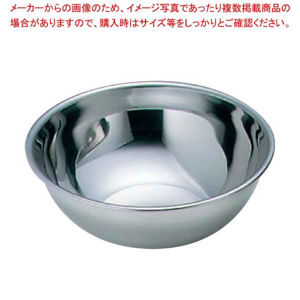 【まとめ買い10個セット品】 【 業務用 】モモ 18-0 ミキシングボール 39cm