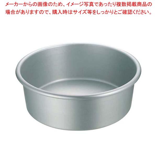 【まとめ買い10個セット品】 アルマイト タライ 48cm 【厨房館】【 ボール・洗い桶 】