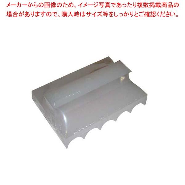 【まとめ買い10個セット品】 【 業務用 】PE 幕の内 押し型 10ヶ取(140×100)