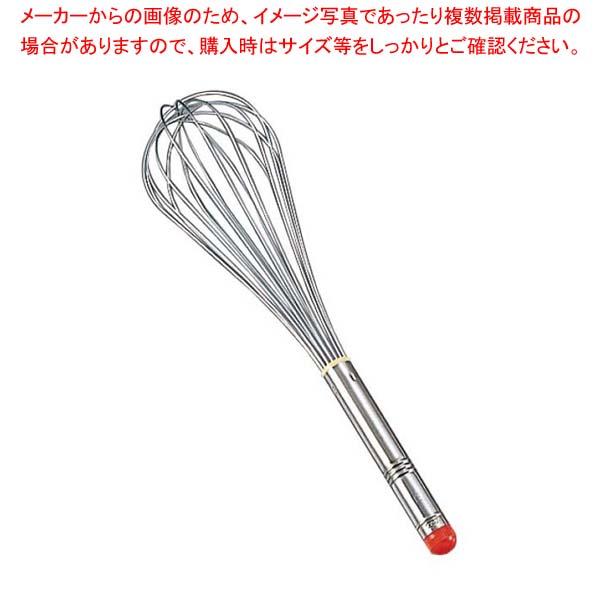 【まとめ買い10個セット品】 【 業務用 】EBM 18-8 泡立 #18 54cm