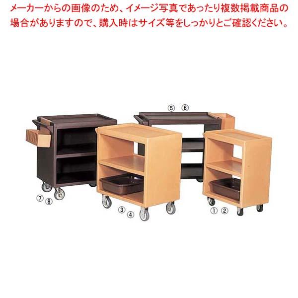キャンブロ サービスカート BC235(157)C/B【 カート・台車 】 【厨房館】