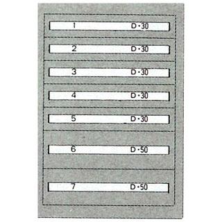 【 業務用 】シルバーキャビネット SLC-2503 【 メーカー直送/後払い決済不可 】