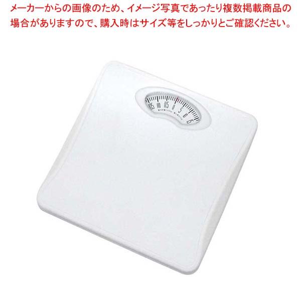 【まとめ買い10個セット品】 【 業務用 】アナログ体重計 シェイプス BS-302WT