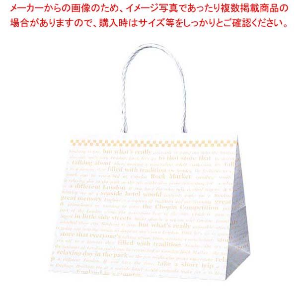 【まとめ買い10個セット品】 【 業務用 】手堤袋 Pスムース 25-19(25枚入)チェッカー