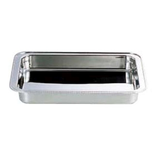【まとめ買い10個セット品】 【 業務用 】UK 18-8 ユニット 角湯煎 B下皿 24インチ【 メーカー直送/後払い決済不可 】
