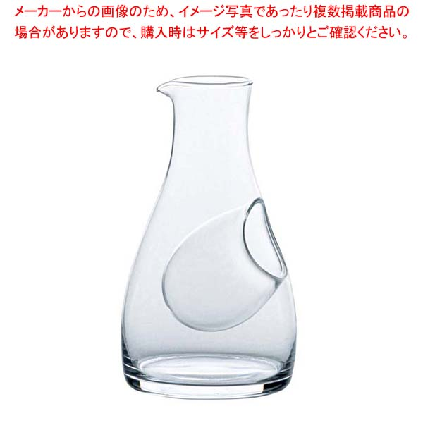 【まとめ買い10個セット品】 【 業務用 】冷酒カラフェ 大 61278