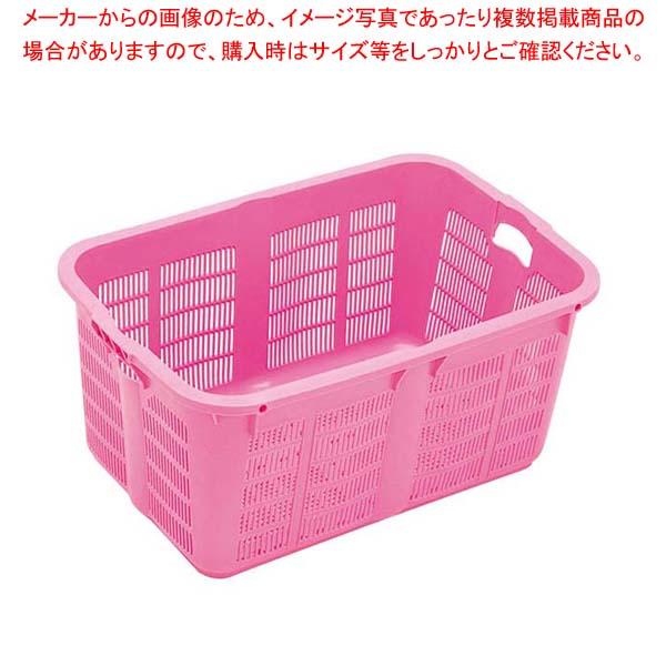 【まとめ買い10個セット品】リス プラスケット No.500 ピンク【 運搬・ケータリング 】 【厨房館】