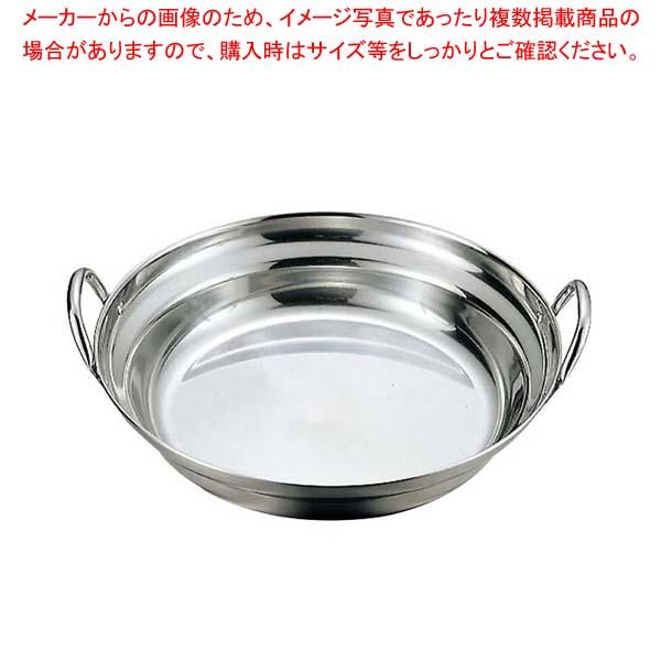 【まとめ買い10個セット品】モモ 18-0 寄せ鍋 27cm【 卓上鍋・焼物用品 】 【厨房館】