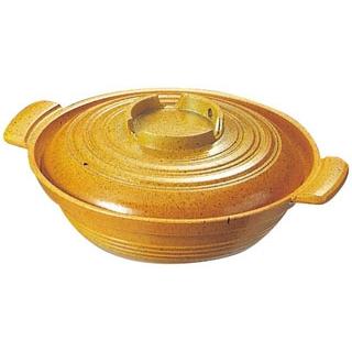 【まとめ買い10個セット品】 【 業務用 】アルミイモノ 浅鍋 18cm