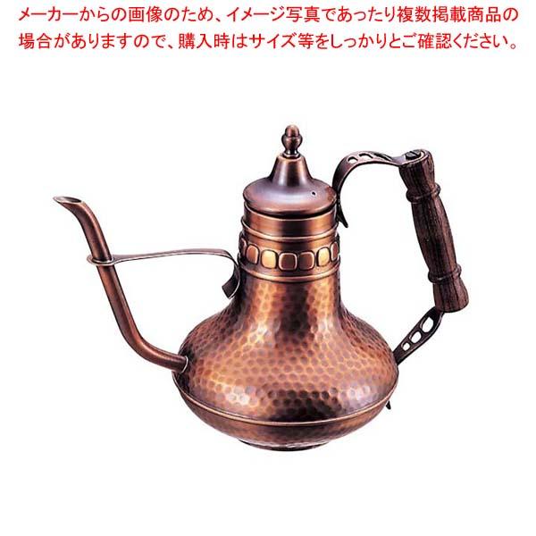 【まとめ買い10個セット品】 【 業務用 】銅 エレガンス コーヒーサーバー 大 1200cc