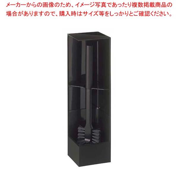 【まとめ買い10個セット品】 【 業務用 】RETTO(レットー)トイレブラシ ブラック
