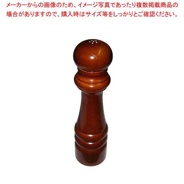 【まとめ買い10個セット品】 IKEDA ソルト入れ(ケヤキ)9102 【厨房館】【 卓上小物 】