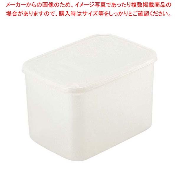 【まとめ買い10個セット品】 【 業務用 】ミューファン パン・ぬか漬け容器 B-1817MN