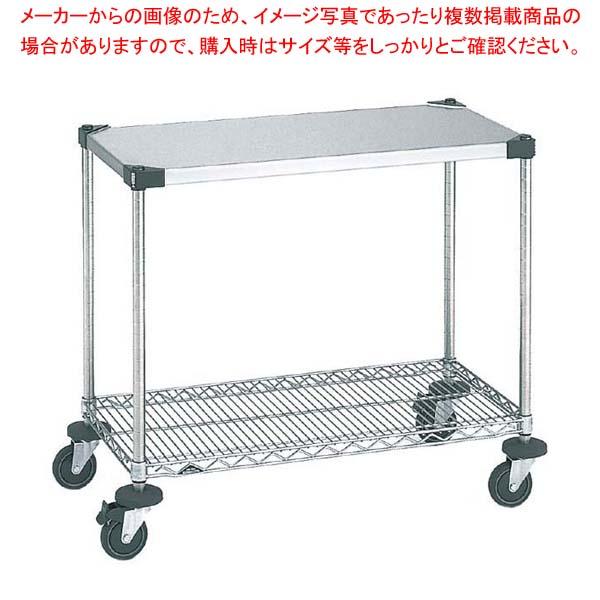 【 業務用 】スーパーエレクターワーキングカート 1型 NWT1D-S【 メーカー直送/代金引換決済不可 】