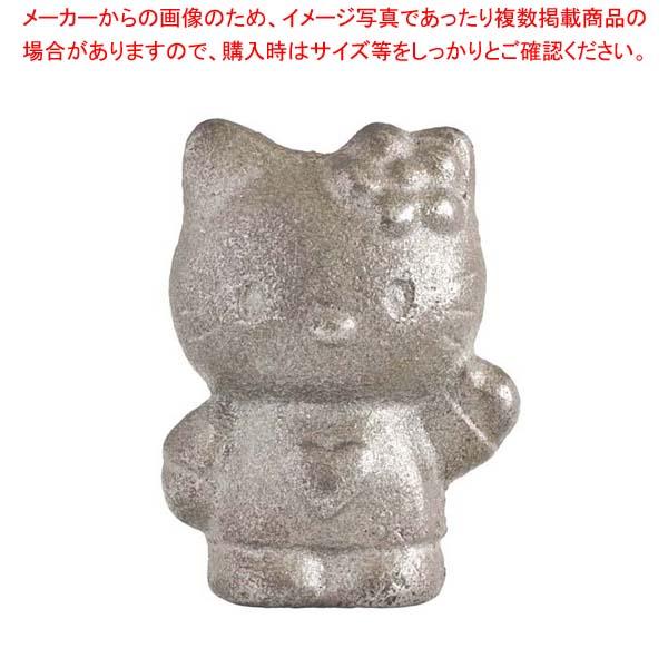 【まとめ買い10個セット品】IK キティちゃんの鉄玉【 ストックポット・保存容器 】 【厨房館】