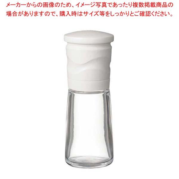 【まとめ買い10個セット品】京セラ セラミックミル(結晶塩用)CM-15N-WH【 卓上小物 】 【厨房館】