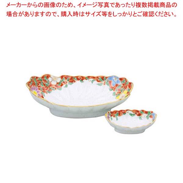 【まとめ買い10個セット品】 【 業務用 】アルセラム強化食器 錦草花菊型向付 EC2-59