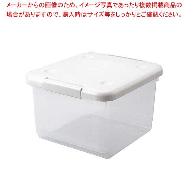 【まとめ買い10個セット品】 【 業務用 】収納ケース とっても便利箱 40L