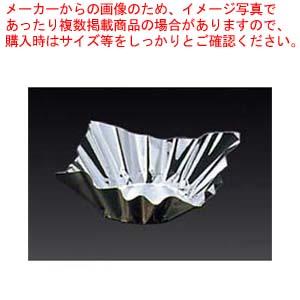 【まとめ買い10個セット品】アルミ箔鍋 金/銀(200枚入)6号(80045)【 卓上鍋・焼物用品 】 【厨房館】