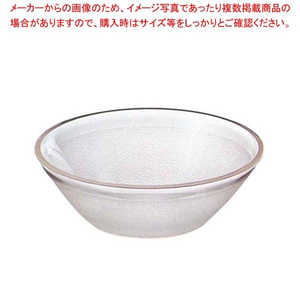 【まとめ買い10個セット品】 【 業務用 】冷麺鉢 クリスタル PC-13 大 ポリカーボ
