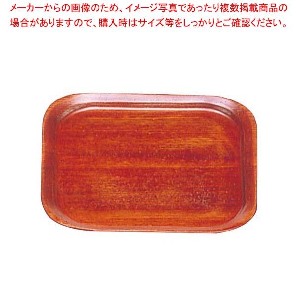 【まとめ買い10個セット品】 【 業務用 】木製 角 カスタートレイ NK-604