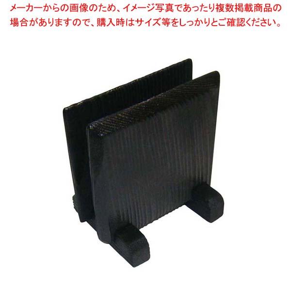 【まとめ買い10個セット品】 【 業務用 】メニューブック立て SM-612 木製 100×75×H100