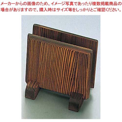 【まとめ買い10個セット品】メニューブック立て N-705 木製 100×75×H100【 メニュー・卓上サイン 】 【厨房館】