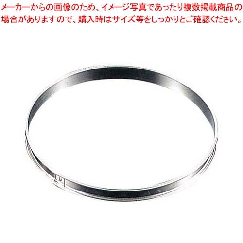 【まとめ買い10個セット品】 【 業務用 】マトファー タルトリング(スズメッキ)70143 φ140