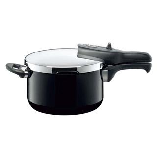 【 業務用 】シコマチック Tプラス 圧力鍋 4.5L ブラック