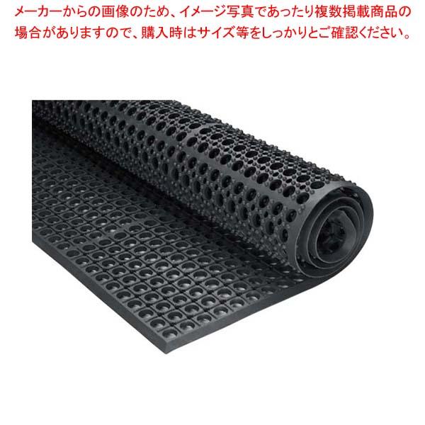 ワークセーフマット 黒【 清掃・衛生用品 】 【厨房館】
