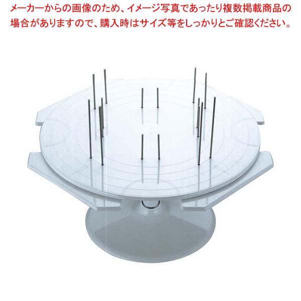 【まとめ買い10個セット品】 【 業務用 】ABS製 デコレーションスタンド(ピン付) NO.1325