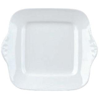 【まとめ買い10個セット品】W・W ホワイトコノート ブレッド&バタープレート 27cm 53610006001【 和・洋・中 食器 】 【厨房館】