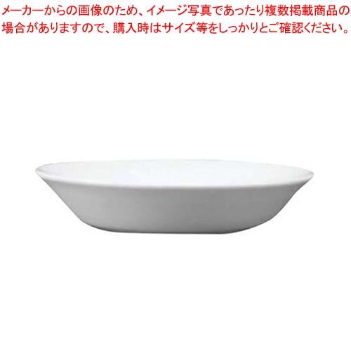 【まとめ買い10個セット品】W・Wホワイトコノート フルーツ/バター皿 12cm 53610003512【 和・洋・中 食器 】 【厨房館】