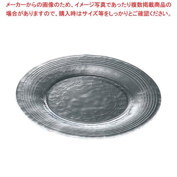 【まとめ買い10個セット品】 【 業務用 】波紋 31cm 皿 10-148