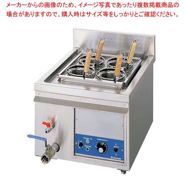 【 業務用 】電気式 ゆで麺器 ENB-450【 メーカー直送/後払い決済不可 】