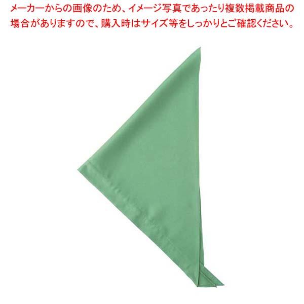 【まとめ買い10個セット品】 【 業務用 】三角巾 JY4672-4 グリーン フリー