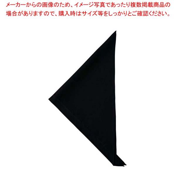 【まとめ買い10個セット品】 【 業務用 】三角巾 JY4672-9 ブラック フリー